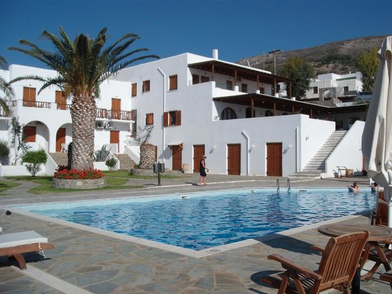 Hotel Eri : pool