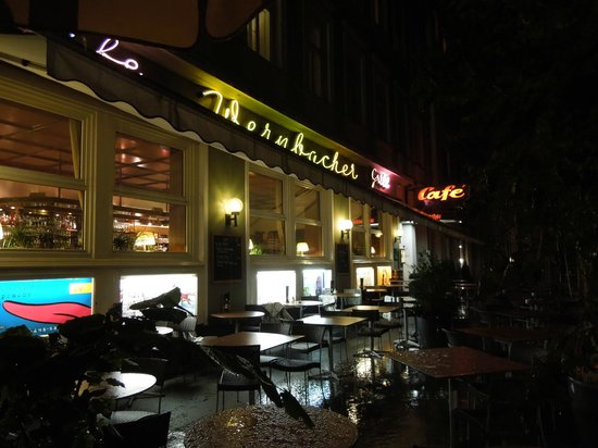 Cafe Wernbacher: My Welcoming Haven From the Rain