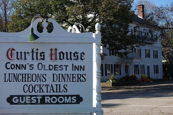 Curtis House Inn: Curtis House
