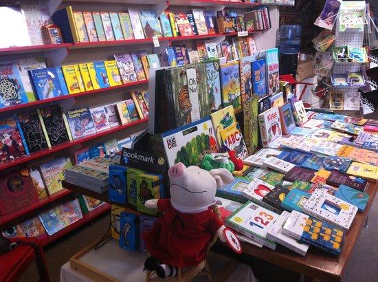 Wind and Tide Bookshop