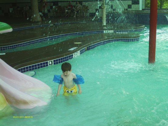Comfort Inn Kent : waterpark