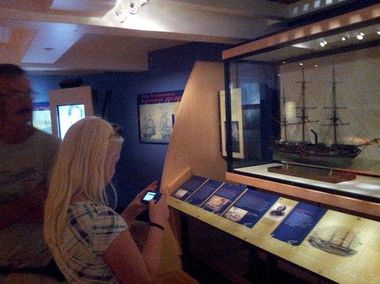 Newport News, VA: Enjoying Mariner's Museum