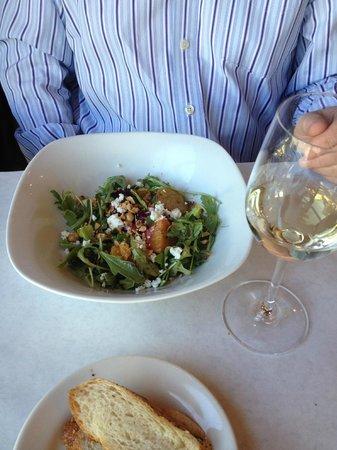 Bistro Des Copains: Beet Salad