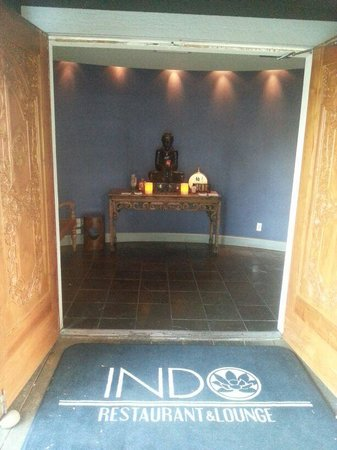 INDO Restaurant & Lounge: Welcome
