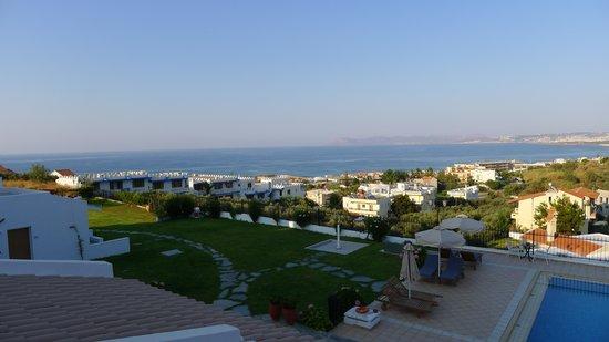 Bella Vista Village: udsigt fra terrassen