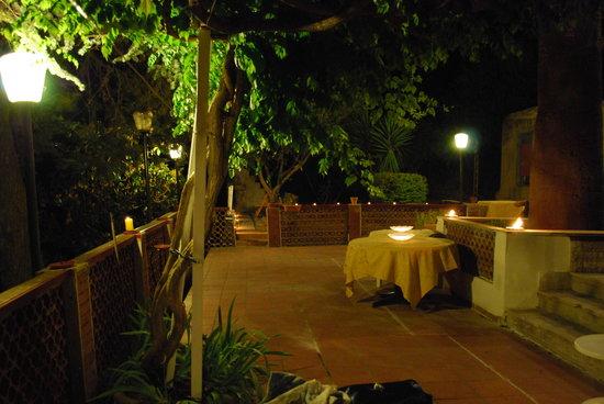 Balcone Villa Artemide