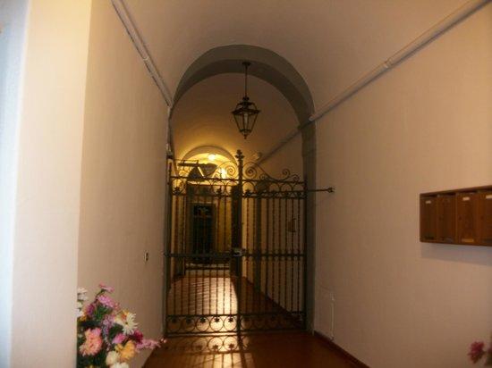 Hotel Centro: entrée de l'hôtel