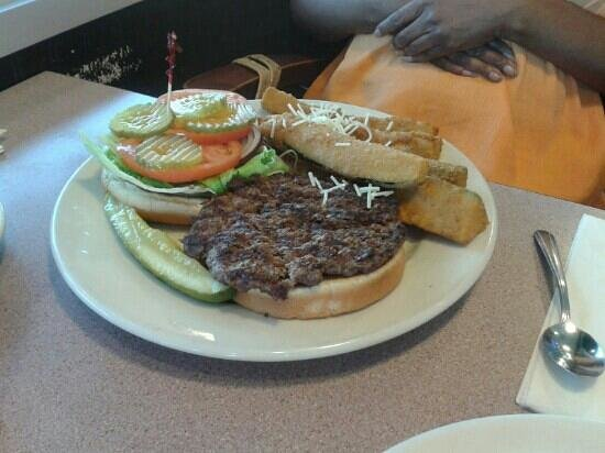 The Heritage Family Pantry: Burger