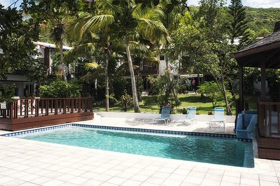 Tamarind Hotel: Pool