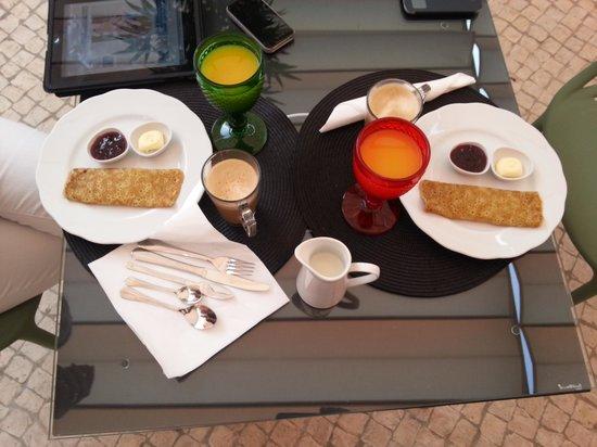 Lapa 82 - Boutique Bed & Breakfast: Desayuno