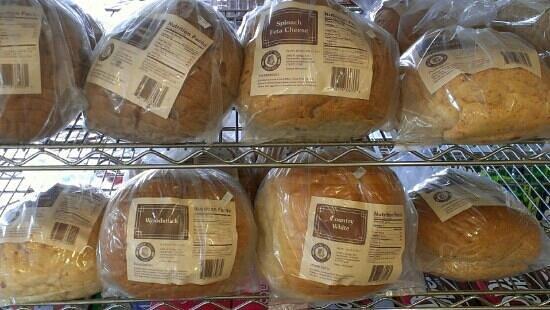 Bentonville Butcher & Pint: Breads