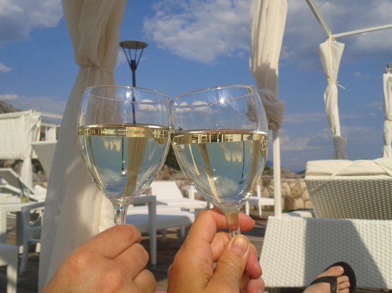Rixos Hotel Libertas: Cheers Rixos!