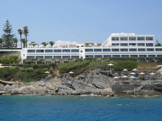 Sensimar Minos Palace - Adults Only : Hotel