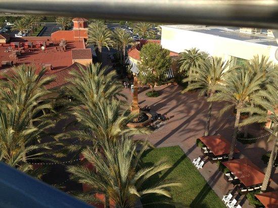 Irvine Spectrum Center: from above!!!