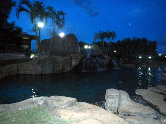 Araguaia Palace: à noite