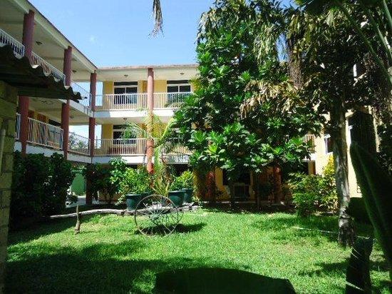 Hotel El Atlantico : área de habitaciones