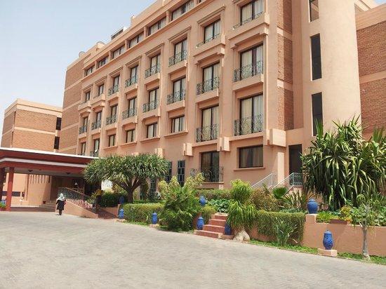 Sensimar Medina Gardens: Entrée de l'hôtel