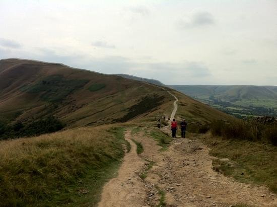 Ridge Walk Mam Tor to Losehill 사진