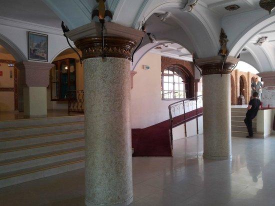 Sensimar Medina Gardens : hall d'entrée des Almoravides