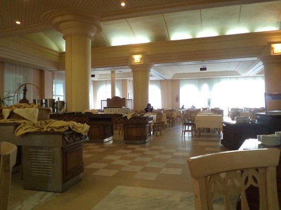 El Mouradi Hammamet: restaurant
