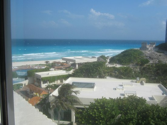 Park Royal Cancun: View from our room 3418