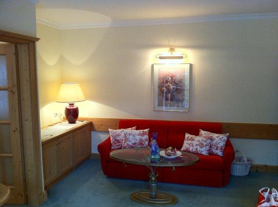 Hotel Salzburgerhof: Living room