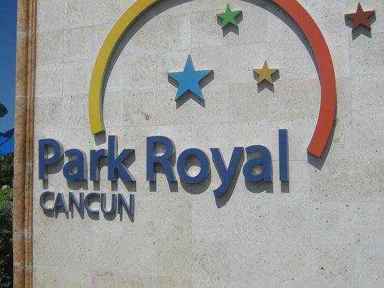 Park Royal Beach Resort Cancun: Logo