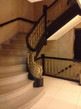 Fairfield Inn & Suites Atlanta Downtown: stairs