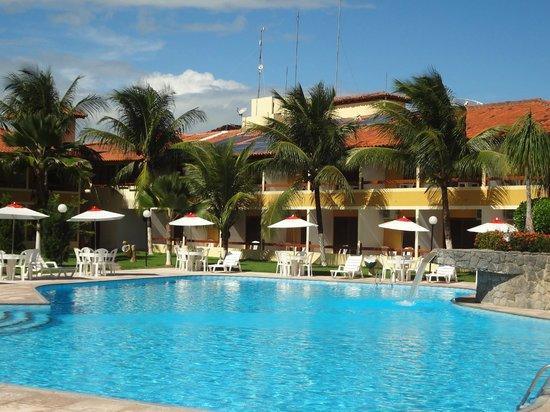 Coroa Vermelha Praia Hotel : piscina