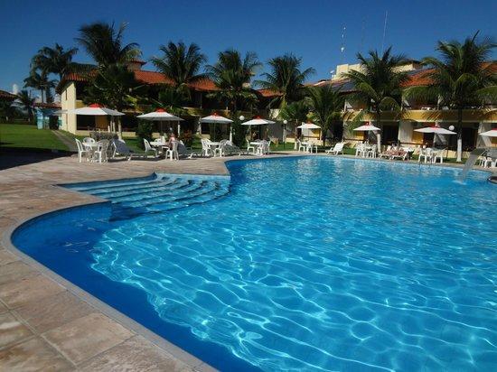 Coroa Vermelha Praia Hotel: Pscina adulto