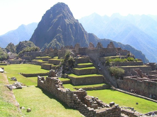 Lets Go Machu Picchu - Day Tour