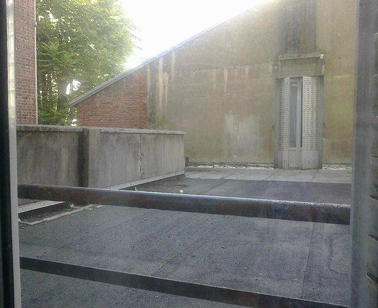 Timhotel Boulogne Rives De Seine: Vue depuis la chambre