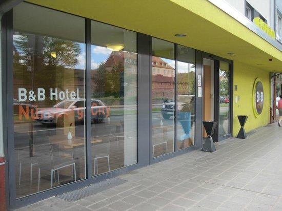 B&B Hotel Nuernberg-City照片