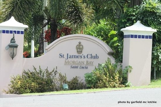 Beach View Amp Morgans Peir Picture Of St James S Club