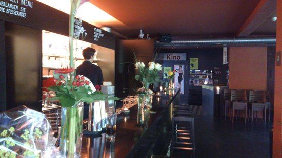 Cinématte: Cinematte - Bar
