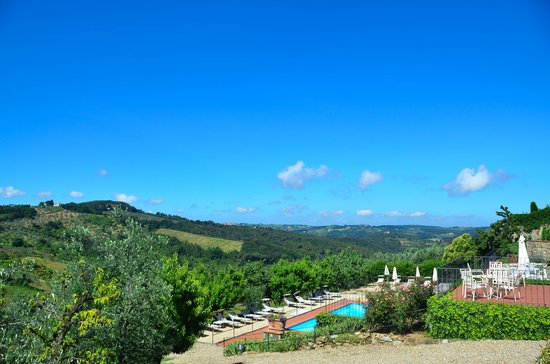Relais Villa L'Olmo: View from the property