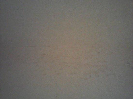 Abbeliss Polygone Hotel: Coca sur le mur