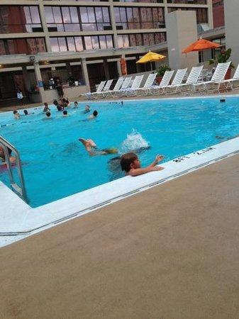 Millennium Cincinnati Pool
