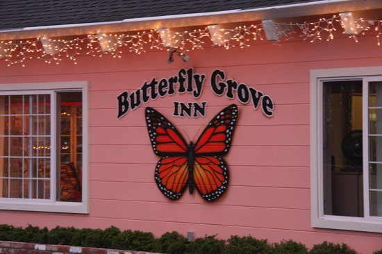 Butterfly Grove Inn: Inn
