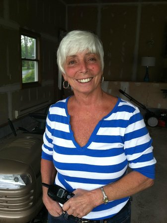 Syracuse, NY: Joni...one of our professional wine makers