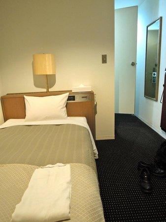 Grand Park Hotel Panex Tokyo: Bed