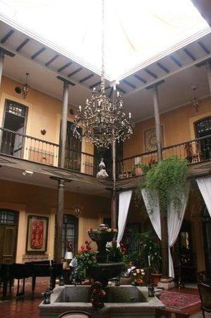Mansion Alcazar Boutique Hotel: Ajouter une légende