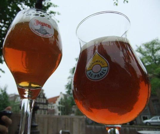 Beer Tasting Room Arendsnest: Dutch goodness