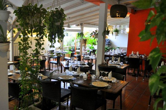 Restaurant le Planteur : Terrace