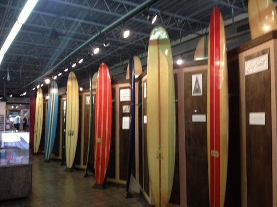 Texas Surf Museum: cool, cool place!