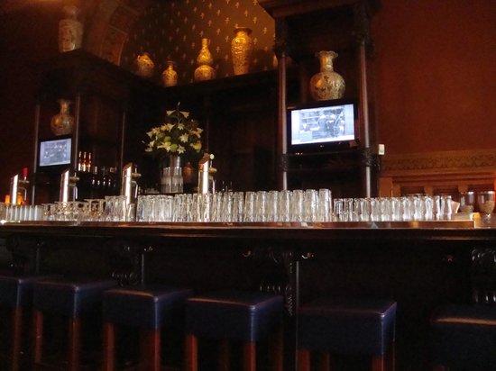 Grand Cafe-Restaurant 1e klas: Bar area