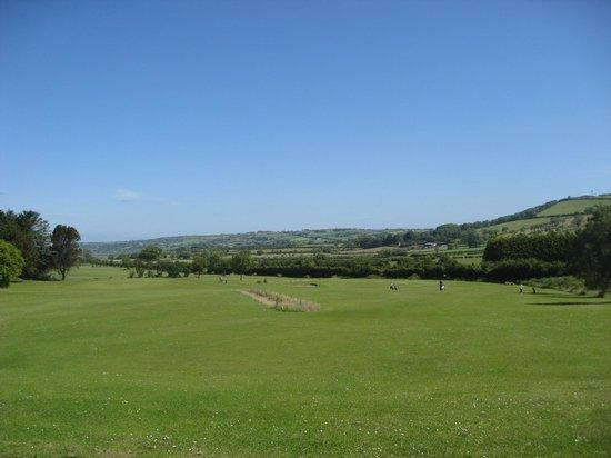 Bentra Golf Course: Four!