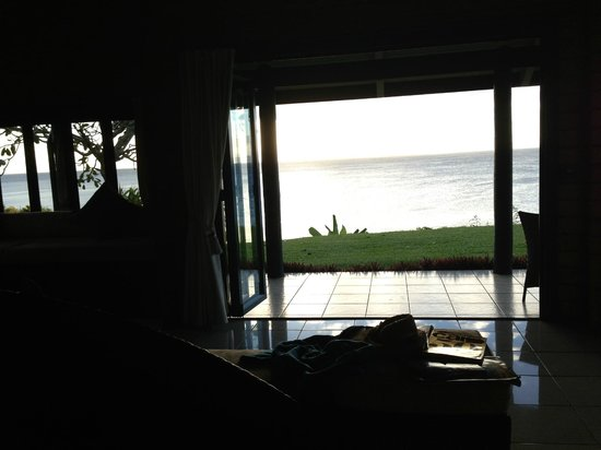 Taveuni Island Resort & Spa: View from Room