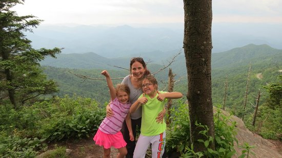 Maggie Valley, Carolina del Norte: View from the top