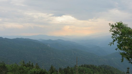 Maggie Valley, NC: Waterrock Knob